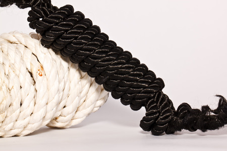 string together: the rope