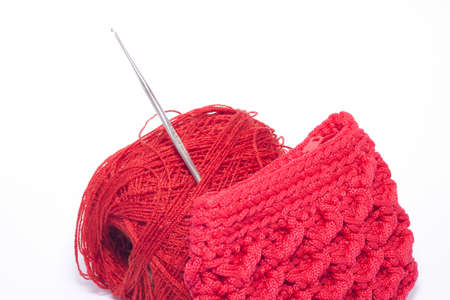needle lace: the silk for knitting work