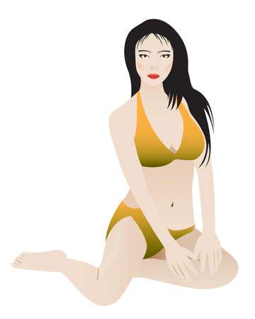 lovely girl: el dise�o de la muchacha encantadora