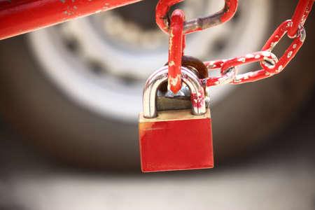 the lock photo