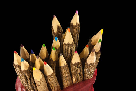 the color pencil photo