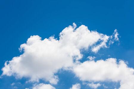 the cloud on sky