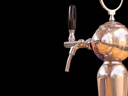 beer pump: beer pump
