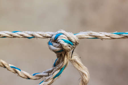 the knot rope photo