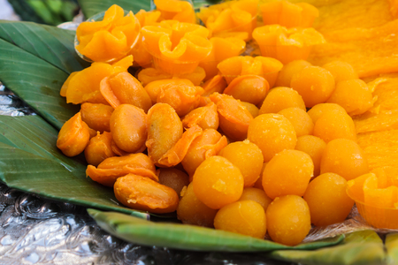 sweetmeats: thai sweet candy