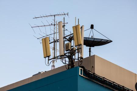 airwaves: communication technology