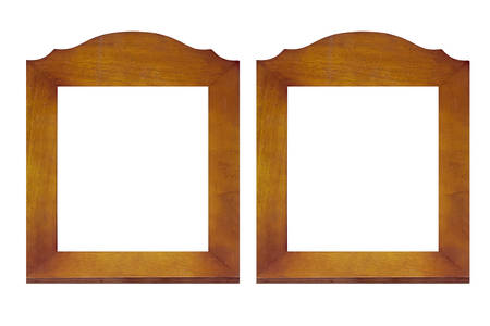 scrapbook homemade: the wood frame