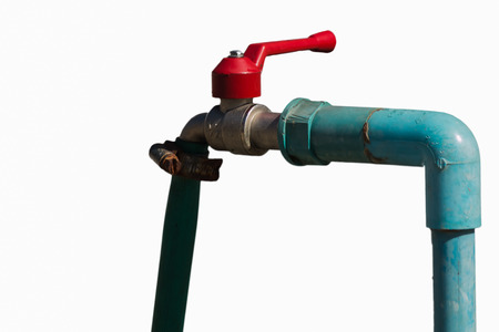 seep: vintage faucet