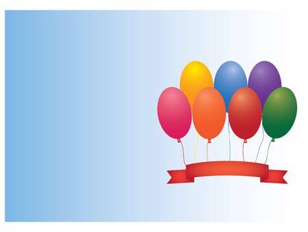 balloon vector: balloon vector design Illustration
