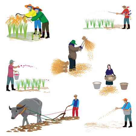 plowing: agriculturist design