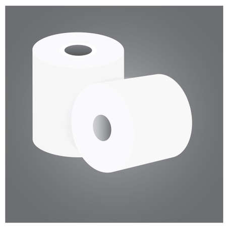 algebraic: paper roll vector design