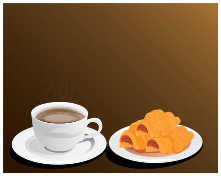appetizer: appetizer food set vector design