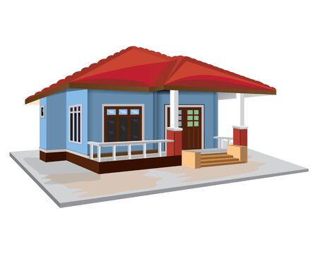 new home vector design
