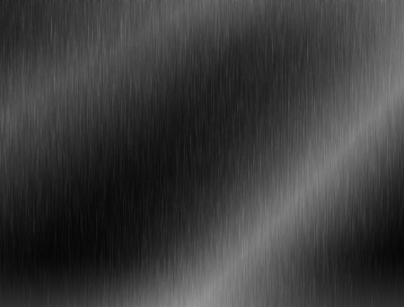 stainless: abstract background black metal texture