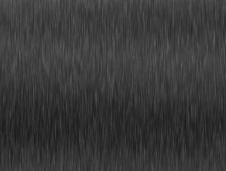 brushed: Black metal texture background