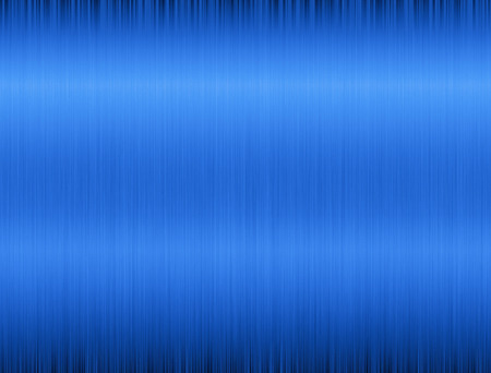 Metal texture blue background