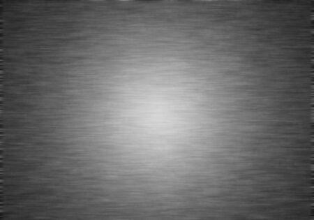 Fondo gris brillante con reflejo Foto de archivo