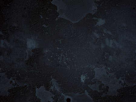 Abstract grunge black and blue texture background, Indigo and black colors backdrop. Grunge black wallpaper. Modern Art Style Backdrop Design. Digital Contemporary Artwork. - illustration. Foto de archivo
