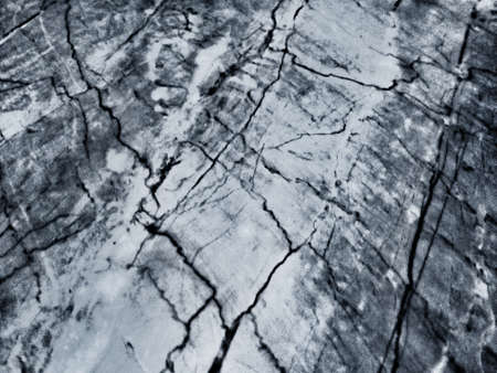 Gray marble pattern texture background. Closeup,Frozen ice crack on the river back - illustration