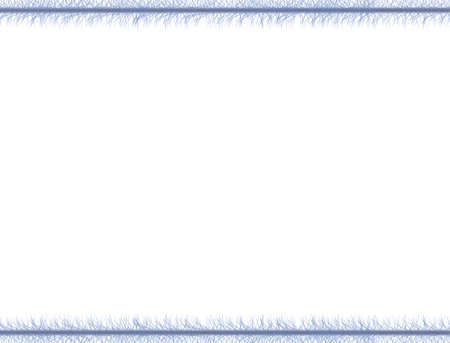 Light Blue Border Frame Isolated on White Background. Use for App, Postcards, Packaging, Items, Websites and Material-illustration.