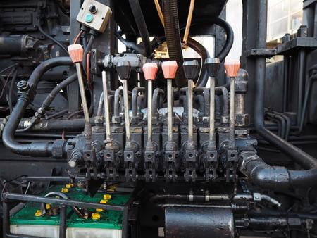 engine: Old Engine Stock Photo