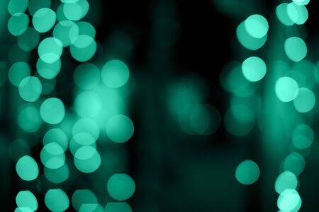 Light bokeh background, fairy lights, city holiday concept Archivio Fotografico - 134704702
