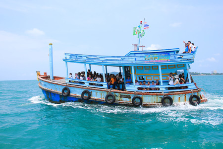 ferryboat: ferryboat at Samed island