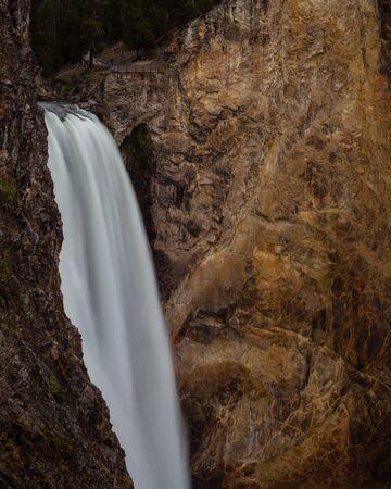 yellowstone: Yellowstone Canyon and the Upper Yellowstone Waterfall