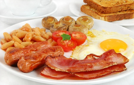 comida inglesa: Desayuno ingl�s
