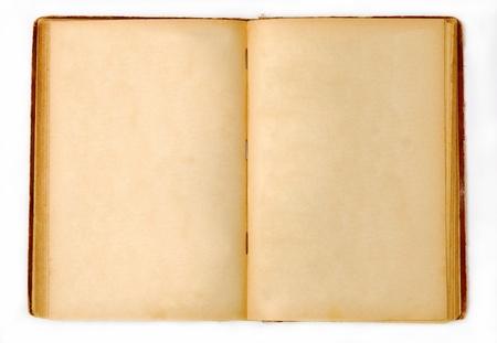 libros abiertos: Libro antiguo