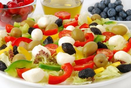 Side salad  Stock Photo - 10530310