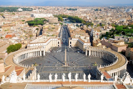 basilica of saint peter: St Peters Square