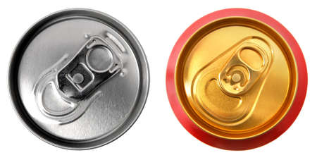 Drink cans  photo