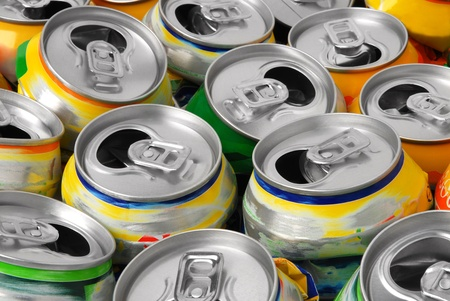 Empty cans  photo