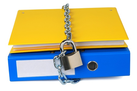 Protected files photo