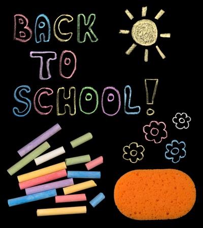 Back to school Stock Photo - 10865515
