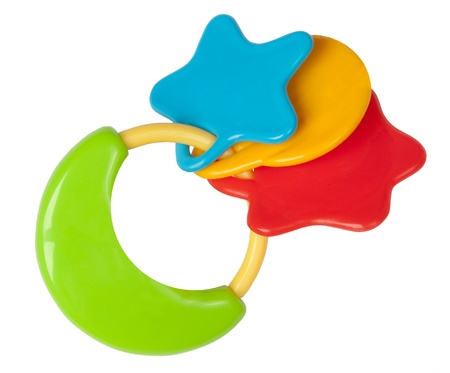 sonaja: Juguete de bebé