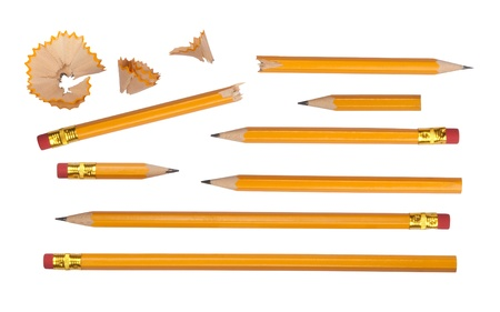 eraser: Pencils collection