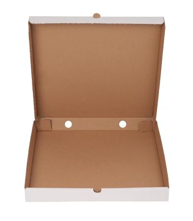 pizza box: Pizza box Stock Photo