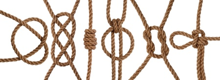 Knots collection  photo