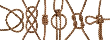 pfadfinderin: Knots Sammlung