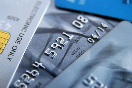 Credit cards photo