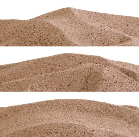 sand grains: Sand borders