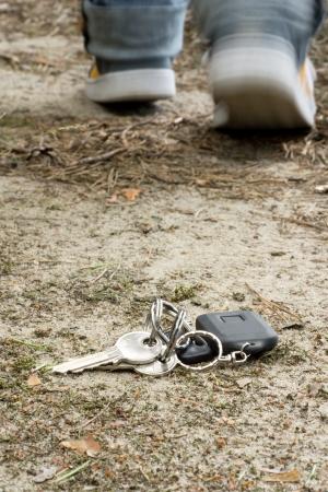Verloren sleutels