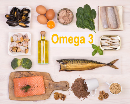 Food rich in omega 3 fatty acid