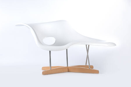 chaise: the fiber chaise meridienne