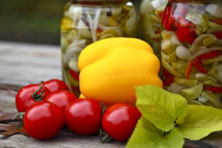 Healthy homemade preserves