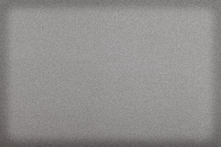 vignette: Gray background paper and dark vignette border