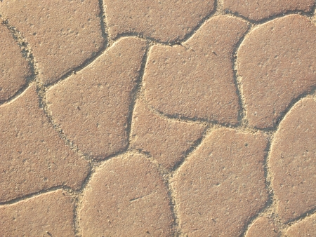 sidelit: Pavement as background