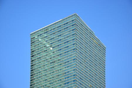 Astana, capital of Kazakhstan - Modern residential building called POLAR LIGHTS